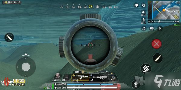 使命召喚手遊在水下怎麼玩 戰地模式水下玩法技巧