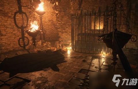 《生化危機8》城堡藏寶圖怎麼點火