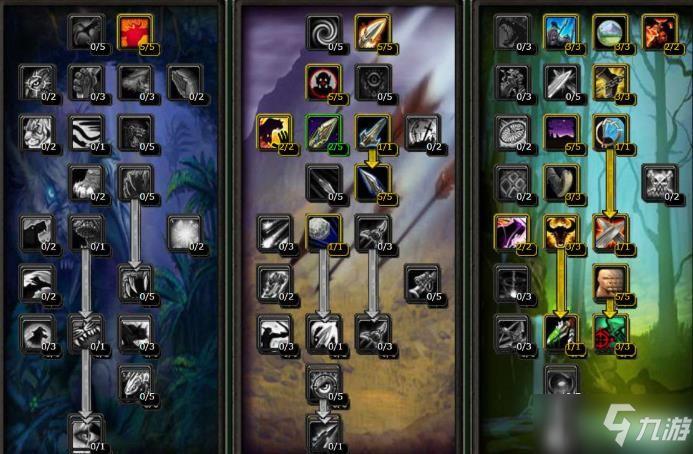 《魔獸世界懷舊服》獵人天賦怎麼加點