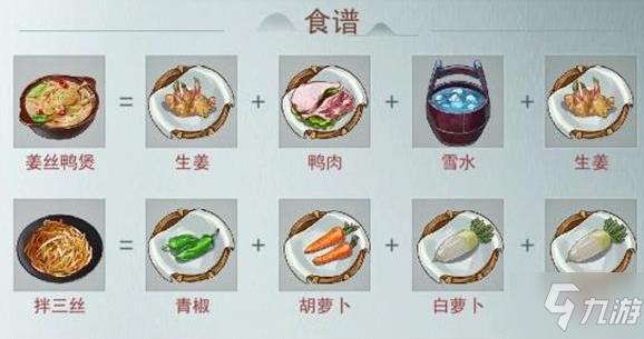 《江湖悠悠》土豆食譜介紹