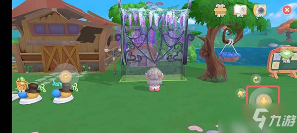 《摩爾莊園手遊》紫藤花架獲取攻略