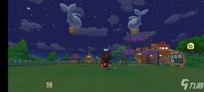 摩爾莊園手遊花架怎麼搭到空中?空中花園怎麼建造