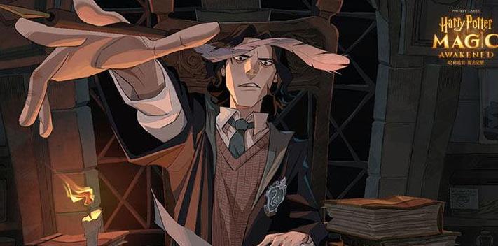 哈利波特魔法覺醒新手開荒指南