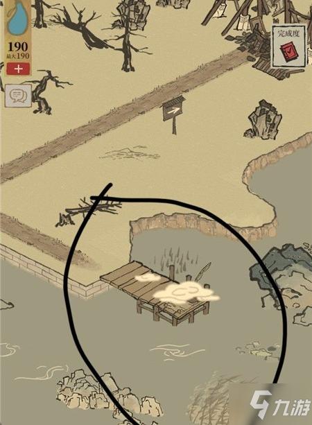 《江南百景圖》閶門北面釣魚碼頭在什麼地方