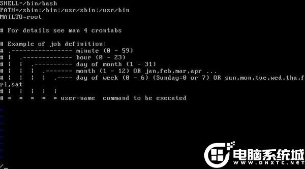 Linux使用Crontab安排日常工作解決方法