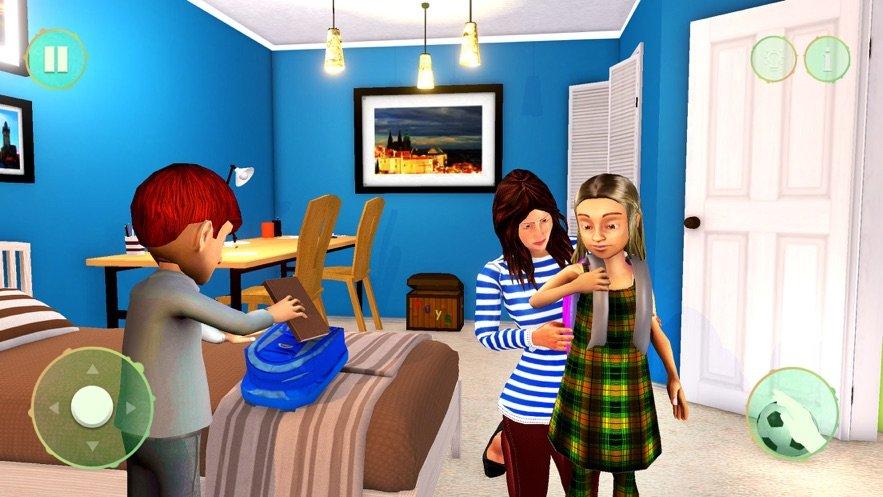 虛擬媽媽傢庭好玩嗎 虛擬媽媽傢庭玩法簡介