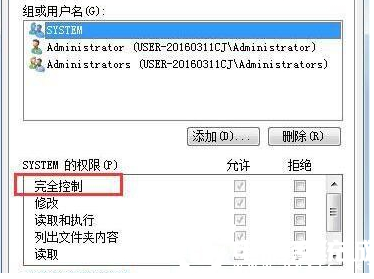 Win7電腦修改不瞭文件屬性解決方法