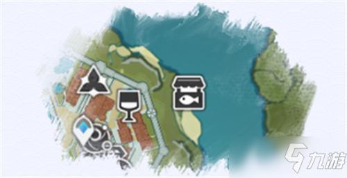 《原神》三個國傢的釣魚協會位置分佈介紹