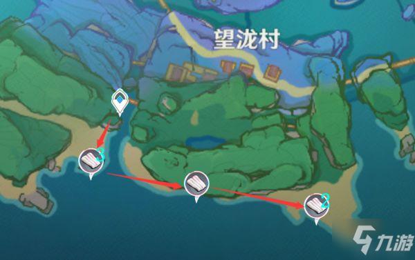 《原神》鰻肉采集線路推薦 鰻肉在哪獲取