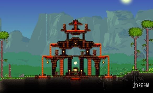 《泰拉瑞亞》叢林神廟怎麼進 叢林神廟進入方法