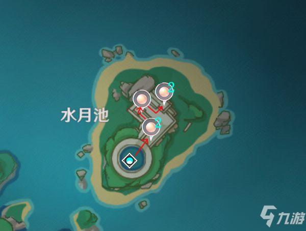 《原神》珊瑚珍珠最全采集路線分享
